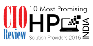 10 Most Promising HP Solution Providers-2016